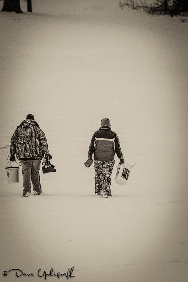 Empty Handed Fishermen