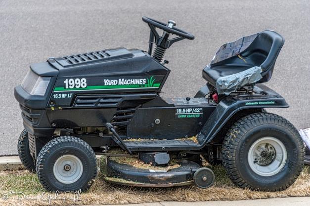 My Old Mower
