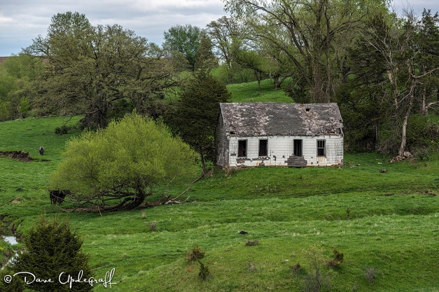 Just an old house