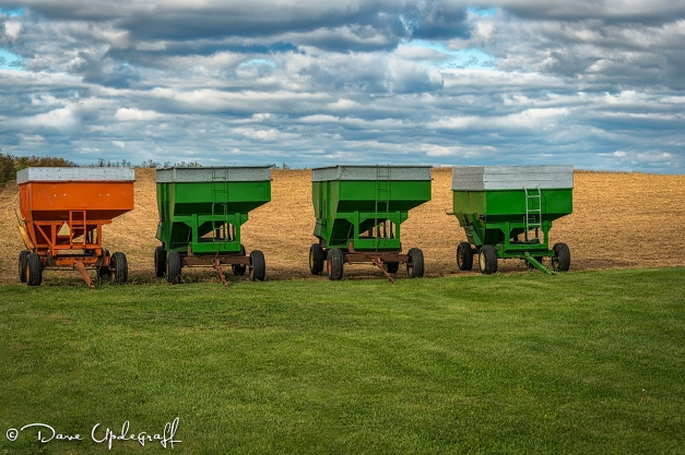 Grain Wagons