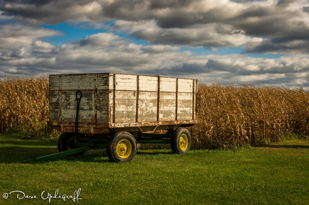 Corn Wagon