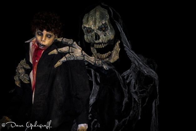 Halloween House Goblin