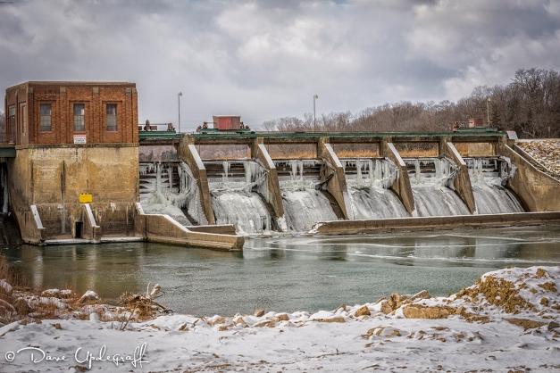 Hurstvile Dam