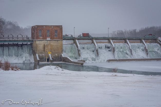 Hurstville Dam