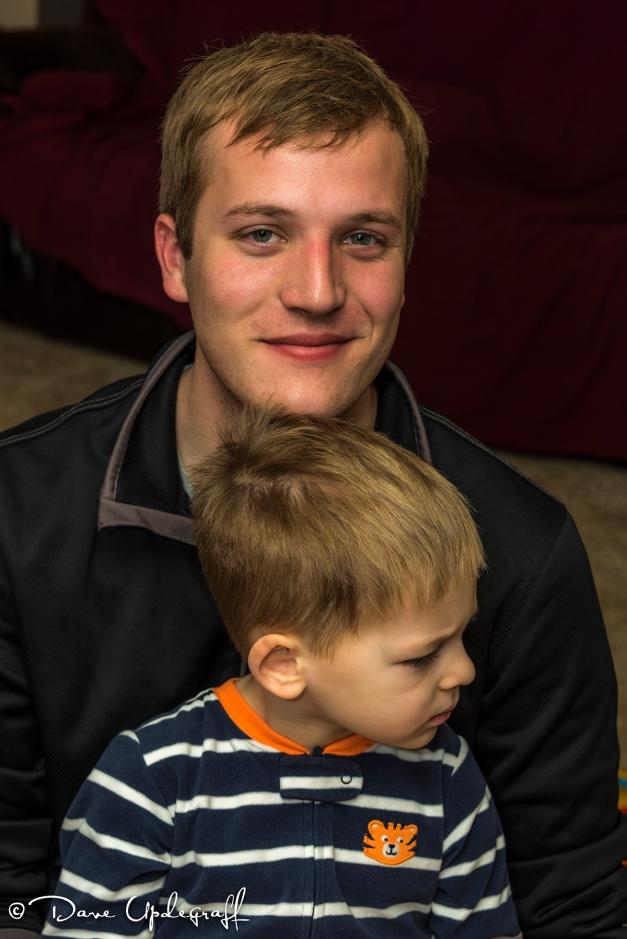 Mark and Joshua